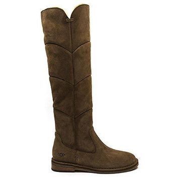 UGG Australia Womens Samantha Boot UGGboots with heel