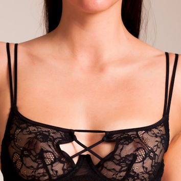 Coco de Mer: Minerva U-Wire Bra | Nancy Meyer
