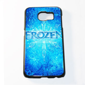 Frozen Samsung Galaxy S6 and S6 Edge Case