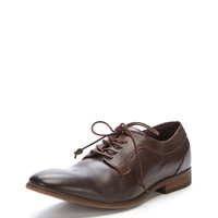 Buddy Leather Oxford Shoe