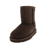 Ugg Australia Kid's Classic Suede Lined Casual Boots