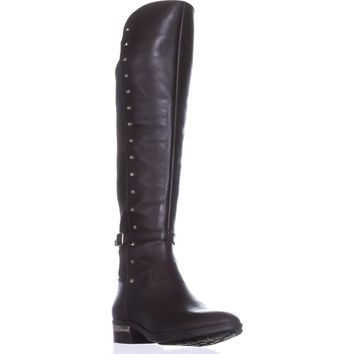 Vince Camuto Pelda Over-the-Knee Boots, Fudge Brownie, 6.5 US / 36.5 EU