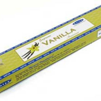 Vanilla Satya Incense Sticks 15 g