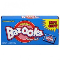 Bazooka Bubble Gum Party Box - Hometown Favorites