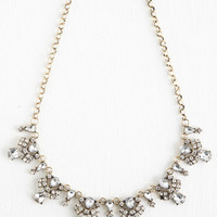 Statement Flashbulb Fab Necklace by ModCloth