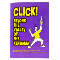 Book: CLICK! - Beyond the Valley of the Kendama
