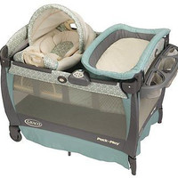 Baby Room Bassinet Changer Travel Crib Playpen Seat Infant Toddler