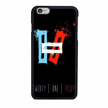 twenty one pilots iphone 6 6s 4 4s 5 5s 6 plus cases