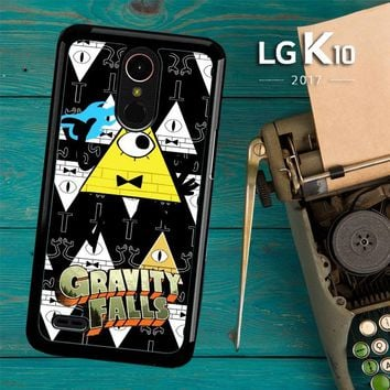 Gravity Falls Bill Cipher W3347 LG K10 2017 / LG K20 Plus / LG Harmony Case