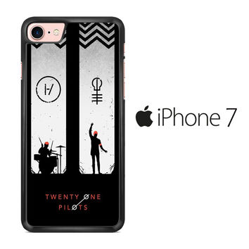 Twenty One Pilots Project iPhone 7 Case