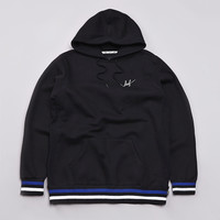 Flatspot - Huf Champion Script Logo Hooded Sweatshirt Black