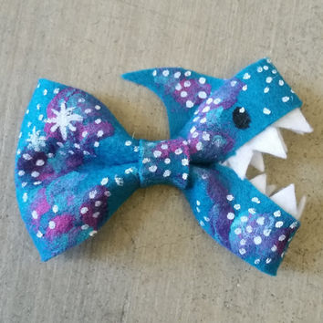 Galaxy Shark Bow