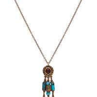 Tamra Necklace - Gold - One Size / Gold
