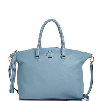 Tory Burch Taylor Leather Satchel | Bloomingdales's