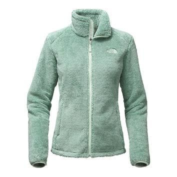 Women's Osito 2 Full Zip Fleece Jacket in Ambrosia Green by The North Face - FINAL SAL