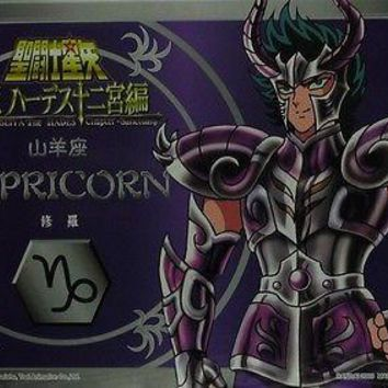 Saint Seiya The Hades Chapter Sanctuary Capricorn Action Figure Bandai Asia