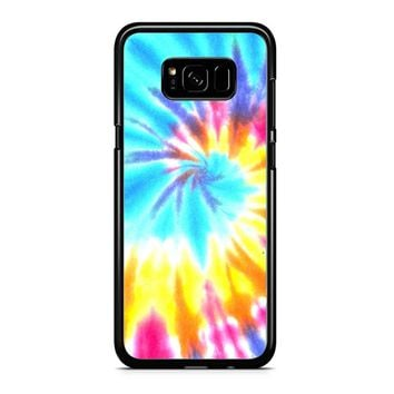 Tie Die Light Samsung Galaxy S8 Case