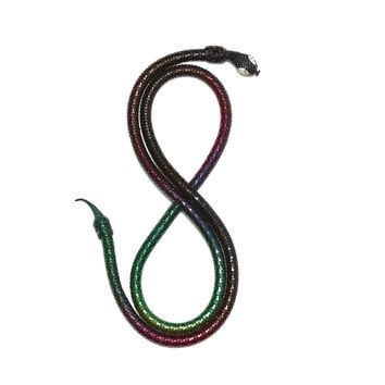 Death Grip Oil Slick Snake Belt
