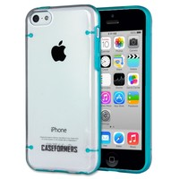 CASEFORMERS Prime Protective Case for iPhone 5C BLUE