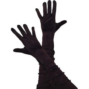 Gloves Opera Adult Black