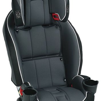 Graco Baby SlimFit 3-in-1 Convertible Car Seat Infant Child Booster Darcie NEW