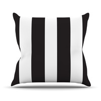"KESS Original ""Beetle"" Outdoor Throw Pillow"