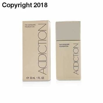 The Skincare Foundation SPF 25 - # 004 (Ivory Rose) 30ml/1oz