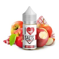 I Love Salts Juicy Apples eLiquid