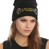 5 Seconds Of Summer Watchman Beanie