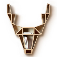 BeDesign - Deer Wood Shelf