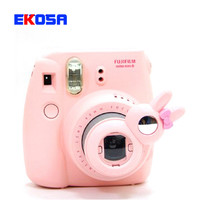Close-Up Lens Self-Portrait Mirror for Fujifilm Instax Mini 8 Mini 7S Instant Film Camera Lovely Rabbit Model 4 Color