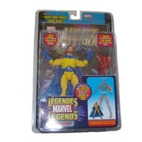 Marvel Legends Giant Man Series Variant Sentry with Beard Action Figure with Giant Man Piece by Toy Biz