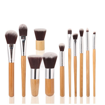 Make-up Brush Set = 5858219329
