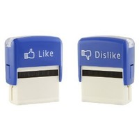 Jailbreak Collective Like and Dislike Stamps (Set): Toys & Games