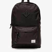 Herschel Supply Co. Heritage in Black Rubber