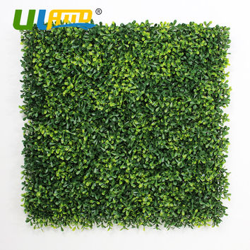 12 Pieces 50X50Cm Artificial Boxwood Hedges Panels Outdoor Decorative Uv Pro Fake Ivy Fence Bush Fence Screening