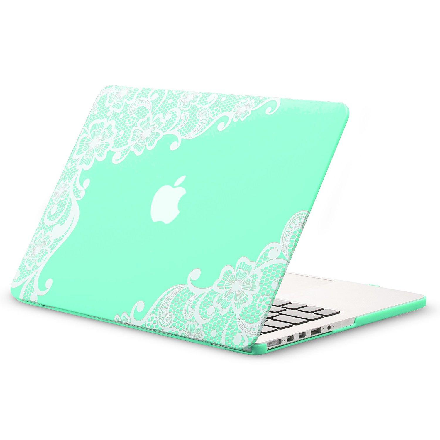 Kuzy Retina 13 Inch Lace Mint Green From Amazon Cool
