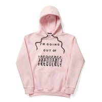 Frequency Hoodie
