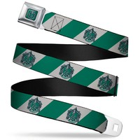 Slytherin Striped Belt