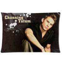 New HOT Custom Channing Tatum Diaries Bed Pillow Case Cover  on eBay!