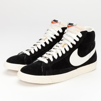 Nike Blazer High Vintage Sneakers Black/Sail