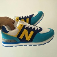 new balance fashion casual all match n words breathable couple sneakers shoes-4