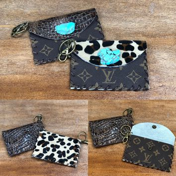 LV keychain wallet (other colors)