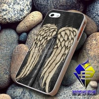 Team Wings The Walking Dead For iPhone Case Samsung Galaxy Case Ipad Case Ipod Case