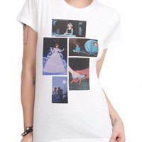 Disney Cinderella Collage Girls T-Shirt