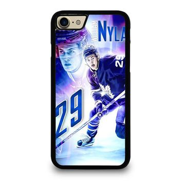 TORONTO MAPLE LEAFS WILLIAM NYLANDER iPhone 4/4S 5/5S/SE 5C 6/6S 7 8 Plus X Case