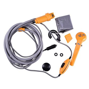 High Pressure Camper Electric Portable Shower Car Washer Water Pump 12V Washer Outdoor Camping Travel