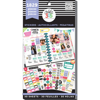 Create 365™ The Happy Planner™ Value Pack Stickers, Basics