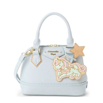 2018 New Sanrio Japan Gemini Unicorn Handbag women Shoulder Bag Cute Cartoon Bag Samantha Vega Messenger Bag
