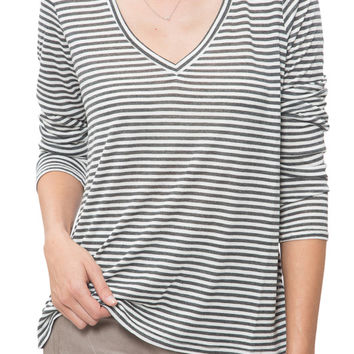 The Lady & the Sailor - Boxy V-Neck